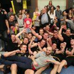Herenploegen Gent-Oost Eagles pakken allebei promotie
